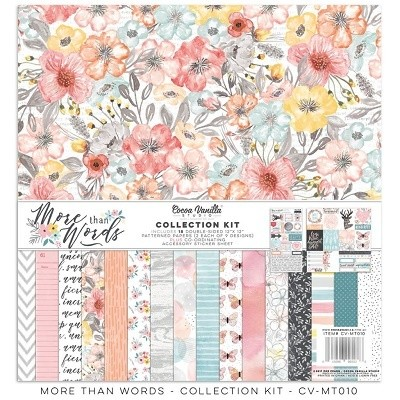 Cocoa Vanilla More Than Words Collection Kit