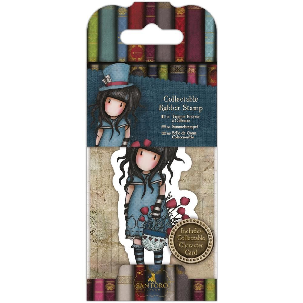 Santoro Gorjuss Rubber Stamps Minis - Assorted