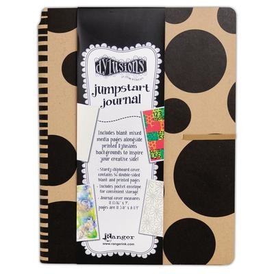 Dylusions Jumpstart Journal