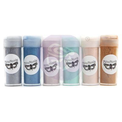 Finnabair Art Ingredients Mica Powder Set Serenity
