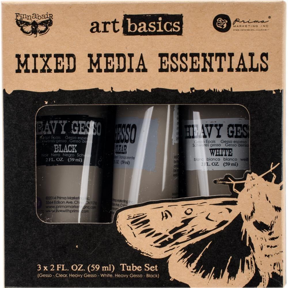 Finnabair Art Basics Mixed Media Essentials