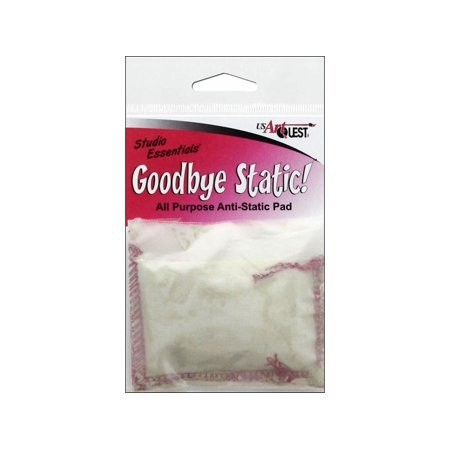 "Goodbye Static! Anti-Static Pad 2.75""X2"""