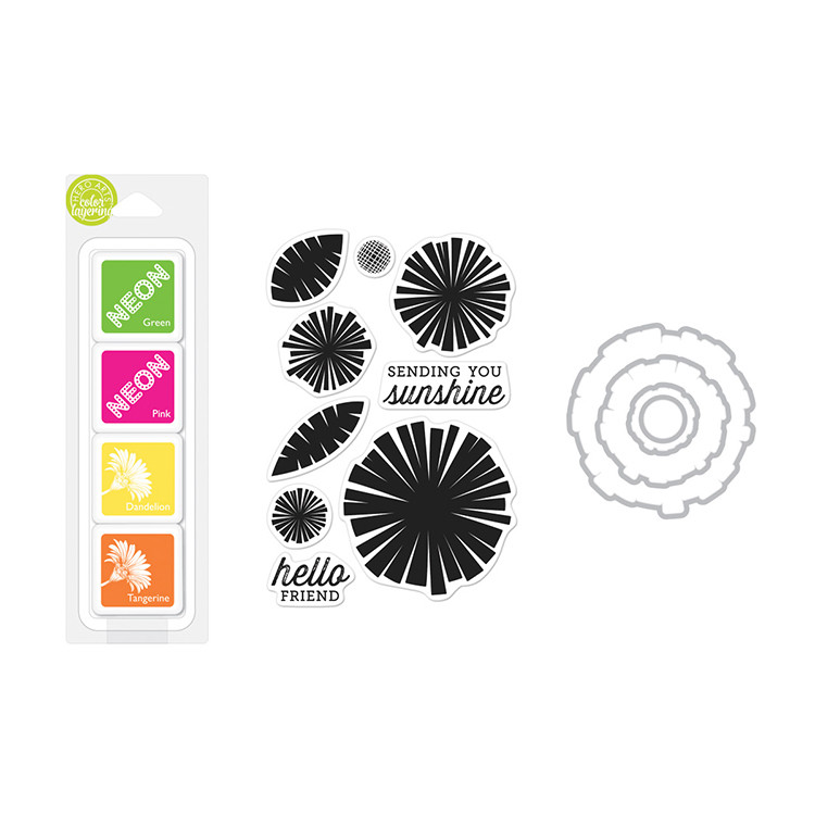 Hero Arts Color Layering Bundle Graphic Flowers