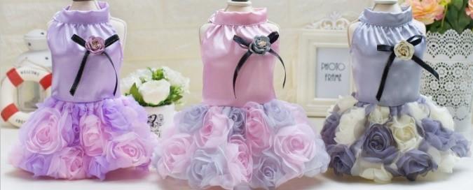 Pretty Flower Dress