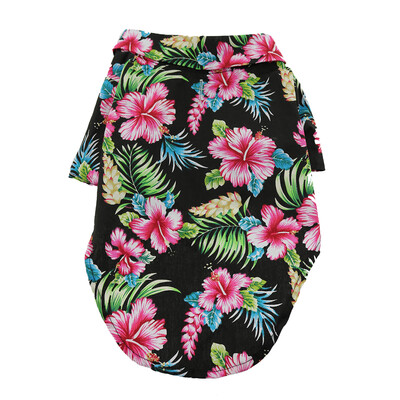 Hawaiian Camp Shirt - Paradise Nights