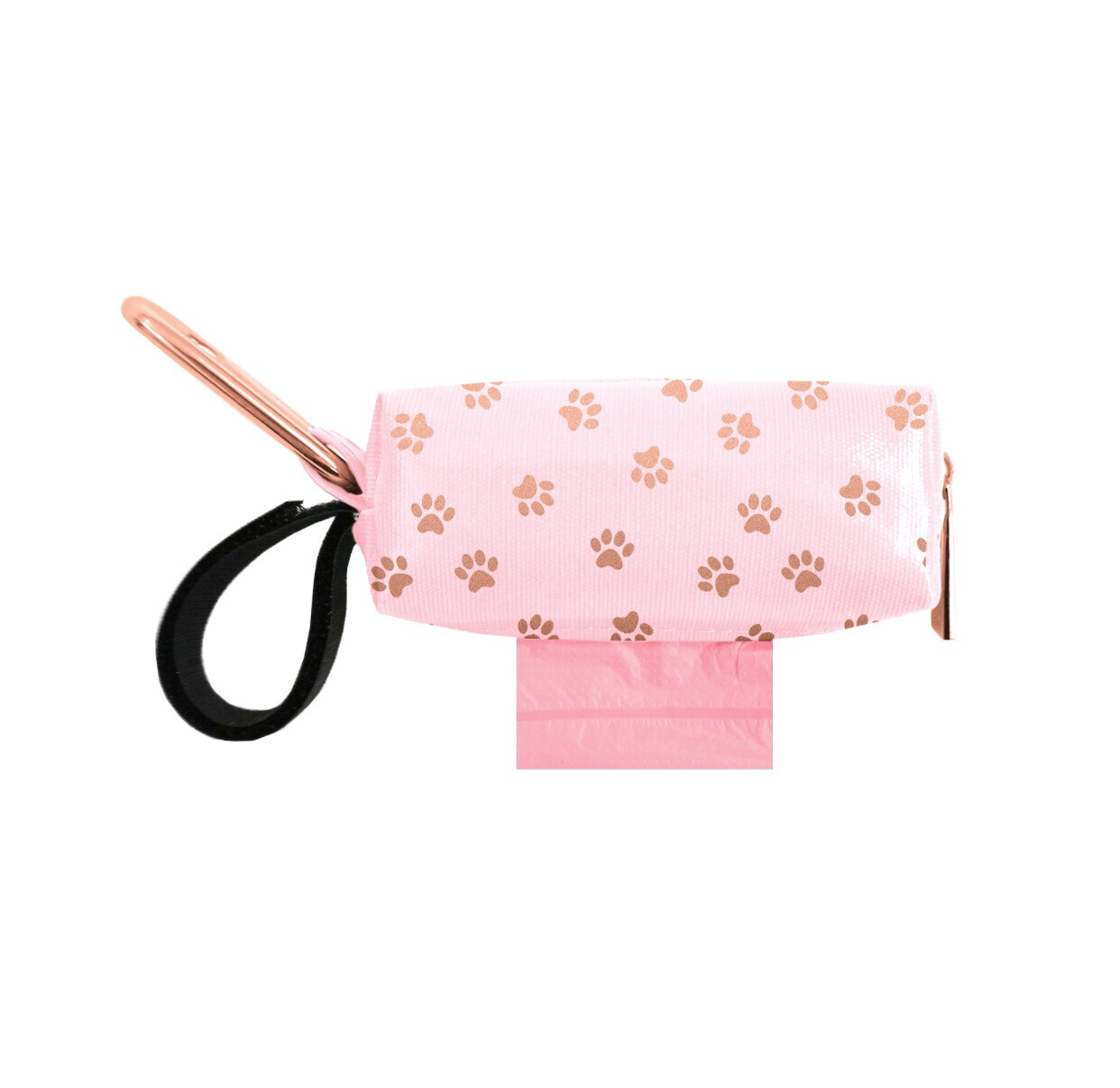 Pink w/ Rose Gold Paws Duffel (Limited Edition)