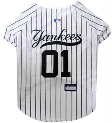 MLB Jersey - New York Yankees (Pinstripe)