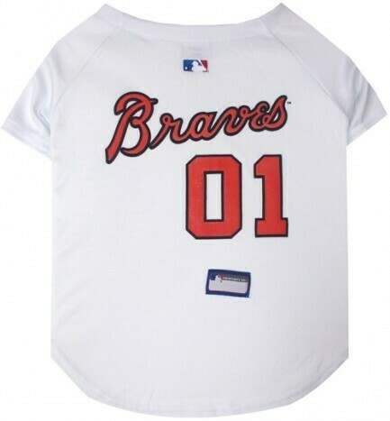 MLB Jersey - Atlanta Braves