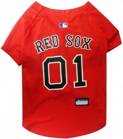 MLB Jersey - Boston Red Sox
