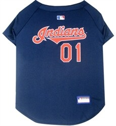 MLB Jersey - Cleveland Indians