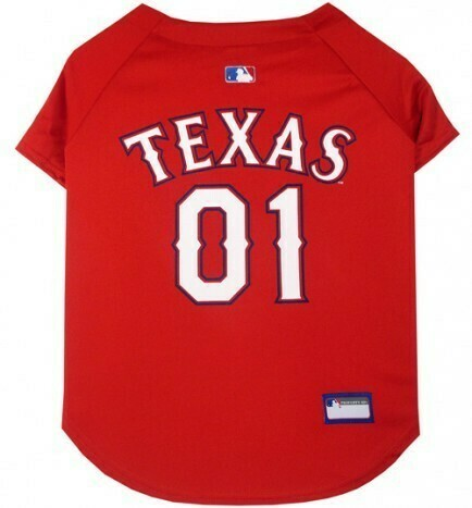 MLB Jersey - Texas Rangers