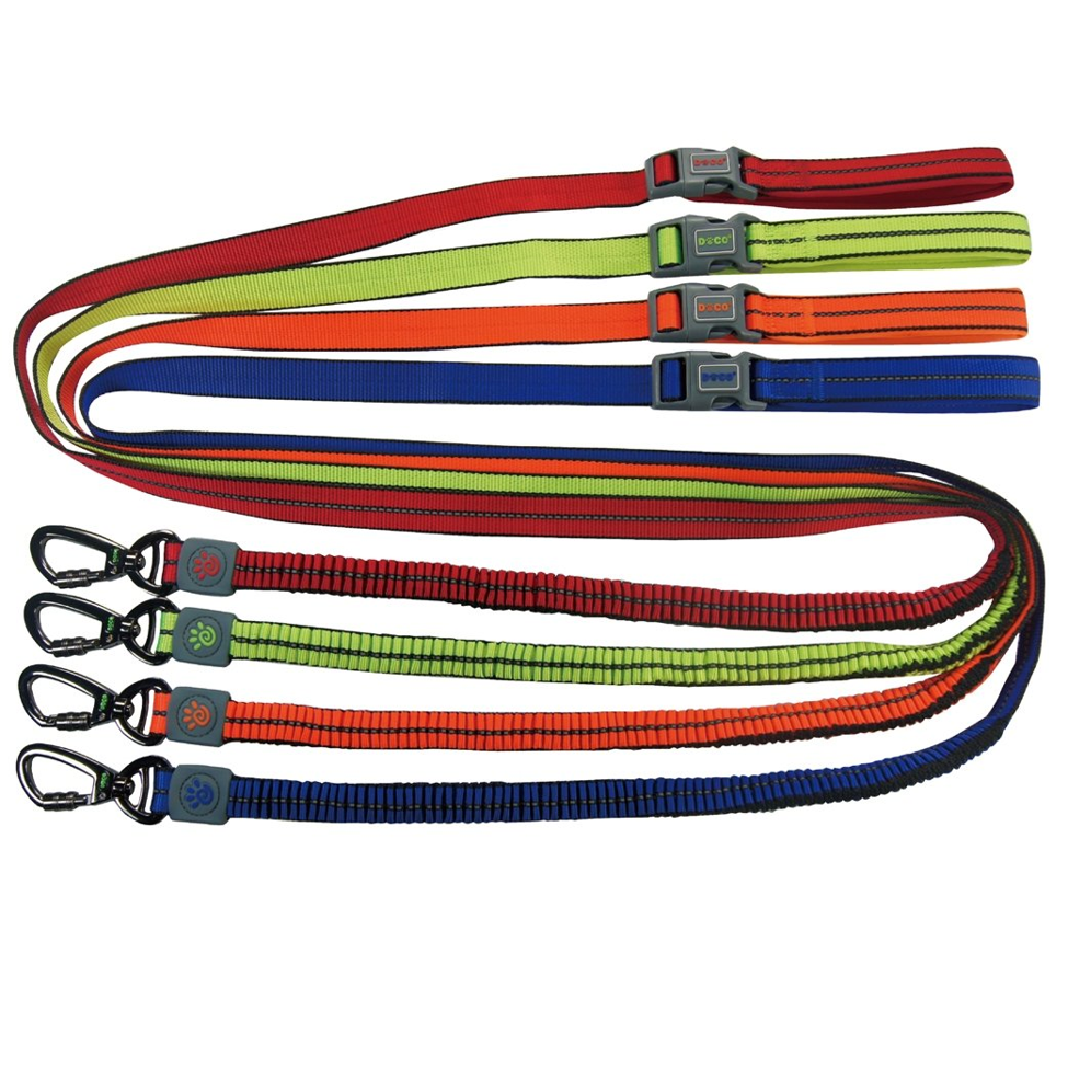 6ft VARIO Easy Snap™ Bungee Leash