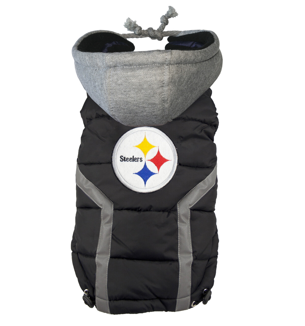 NFL Puffer Vest - Pittsburg Steelers