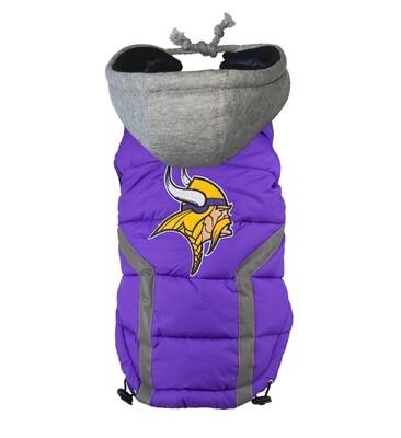 NFL Puffer Vest - Minnesota Vikings