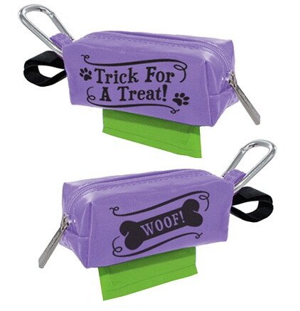 Purple Halloween - Woof! Duffel (Limited Edition)