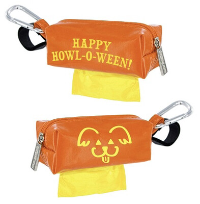 Orange Howl-O-Ween! Duffel (Limited Edition)