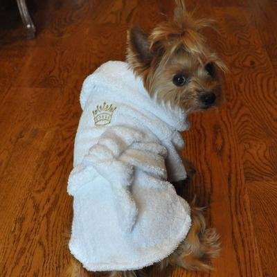 Gold Crown Bathrobe