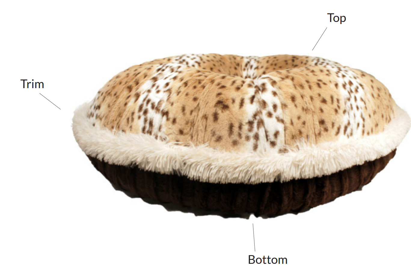 Bagel Bed (Custom)