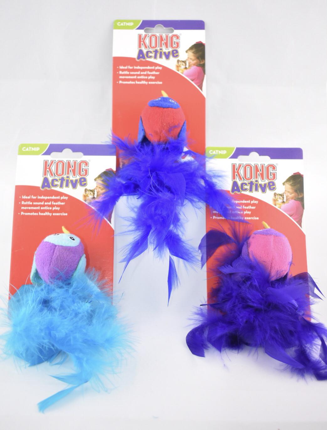 Kong® Ball Buddy Birds (Assorted)