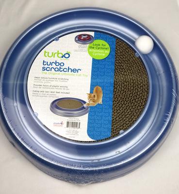 Turbo Scratcher® Cat Toy
