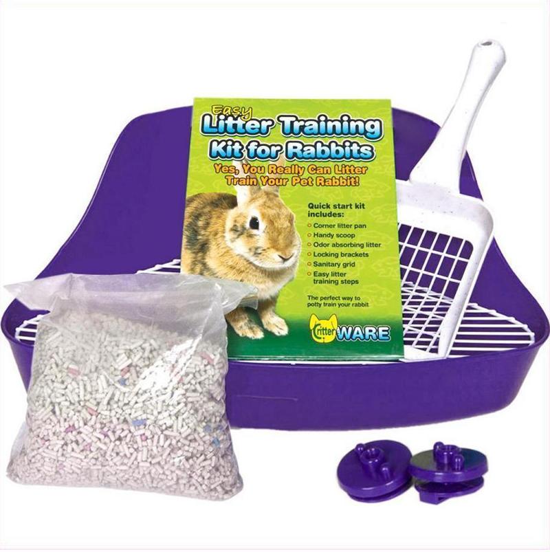 Litter Training Kit For Rabbits (Assorted)