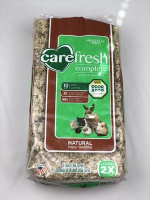 Carefresh Complete Natural Premium Soft Bedding - Natural