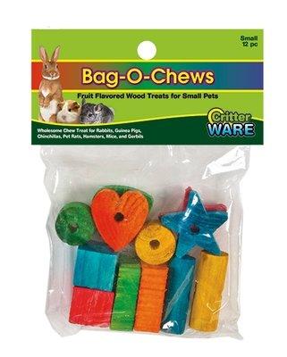 Bag-O-Chews, 12pc, Sm