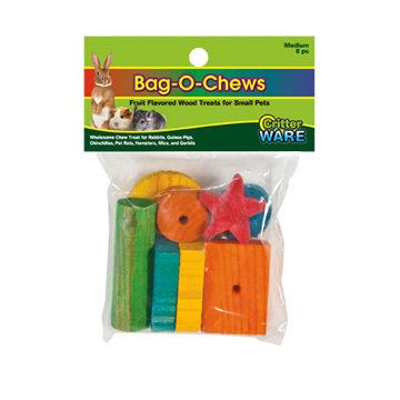 Bag-O-Chews, 8pc, Med