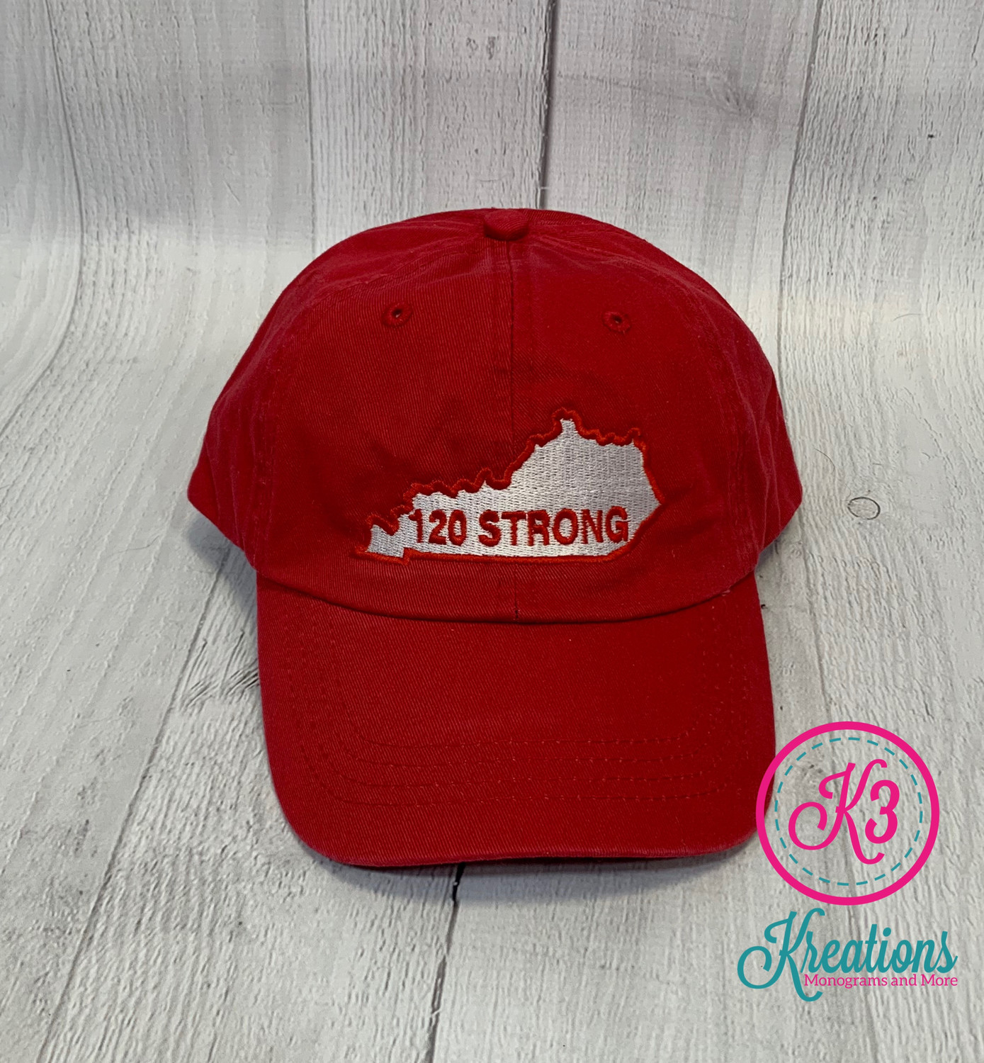 120 Strong Hat