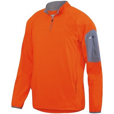 Preeminent 1/4 Zip Pullover with Douglass Logo (FDGS)