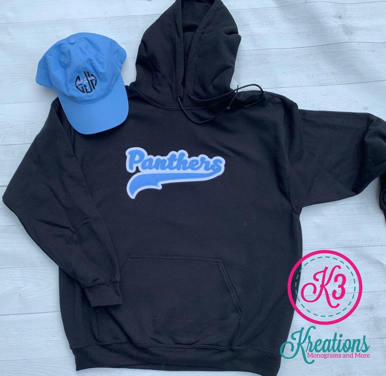 Panthers Sweatshirt (Hoodie or Crewneck)