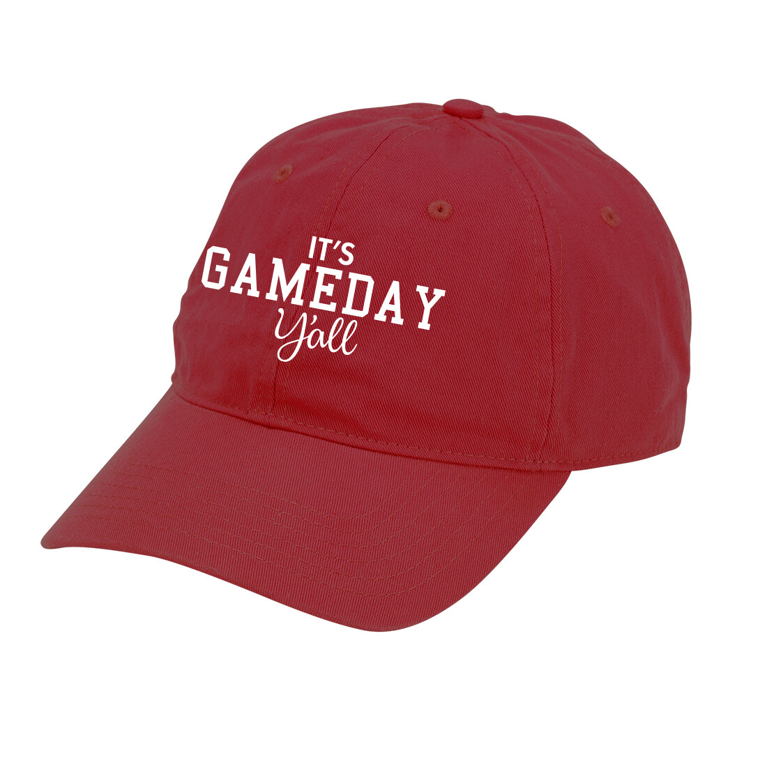 Garnet Gameday Ya'll Cap