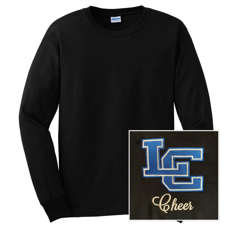 Unisex Ultra Cotton® 100% Cotton Long Sleeve T-Shirt - Front Chest Design