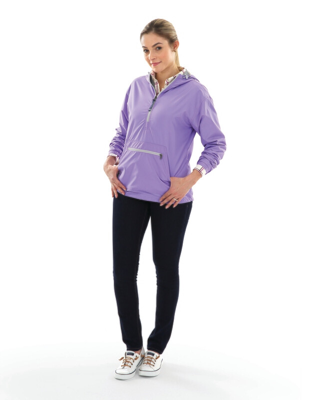 Ladies Chatham Solid Anorak