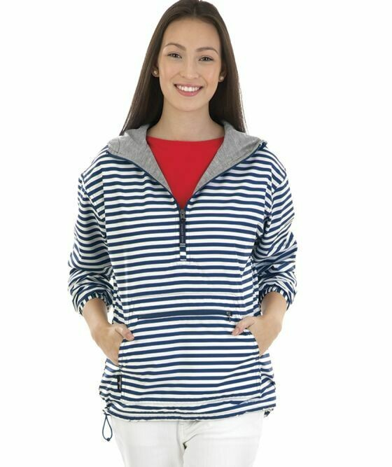 Ladies Chatham Print Anorak