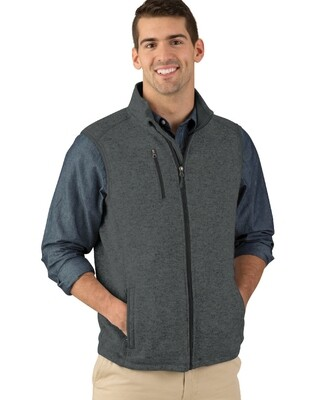 Mens Pacific Heathered Vest