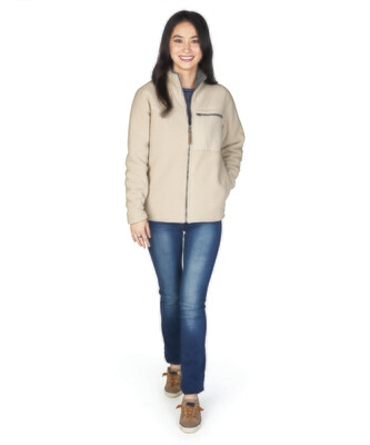 Ladies Jamestown Fleece Jacket