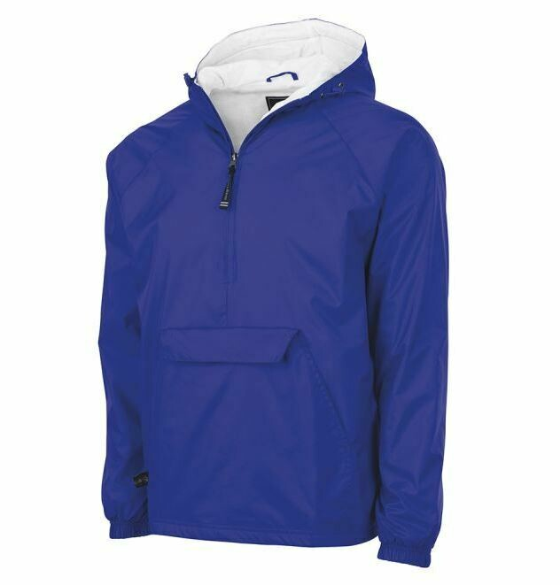 Charles River Classic 1/2 Zip Pullover with choice of logo or monogram