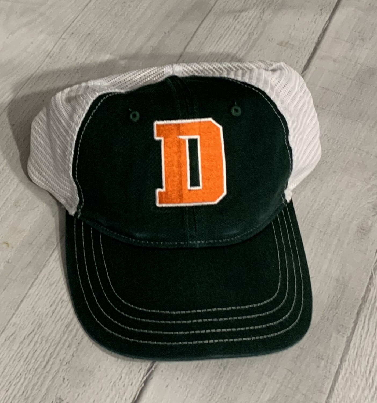 Douglass D Trucker Hat