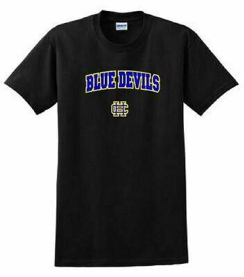 Blue Devils Short Sleeve T-shirt