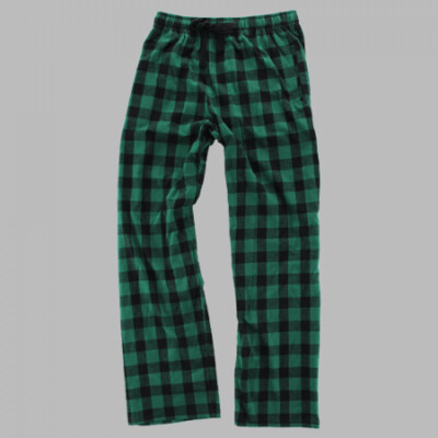 Flannel Pant 5 color choices with choice of Douglass Logo (FDG)
