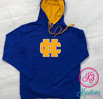 HC French Terry Hooded Pullover (HCGG)