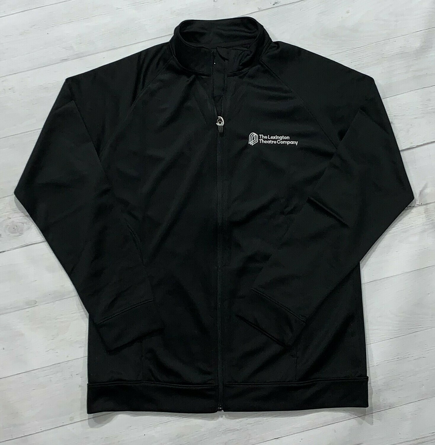 Ladies Black Tri-Mountain Exocet Jacket (LTC)