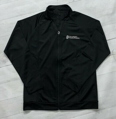 Men's Black Tri-Mountain Exocet Jacket (LTC)