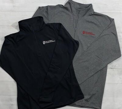 Mens Sport-Tek® Sport-Wick® Stretch 1/2-Zip Pullover (LTC)