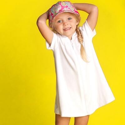 Lizzie Printed Kids' Cap
