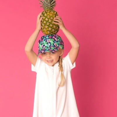 Tropi-Cool Printed Kids' Cap