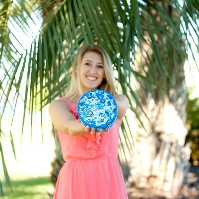 Blue Ivy Jewelry Case