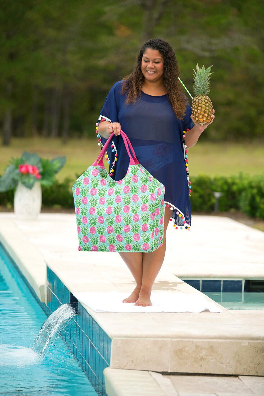 Sweet Paradise Beach Bag