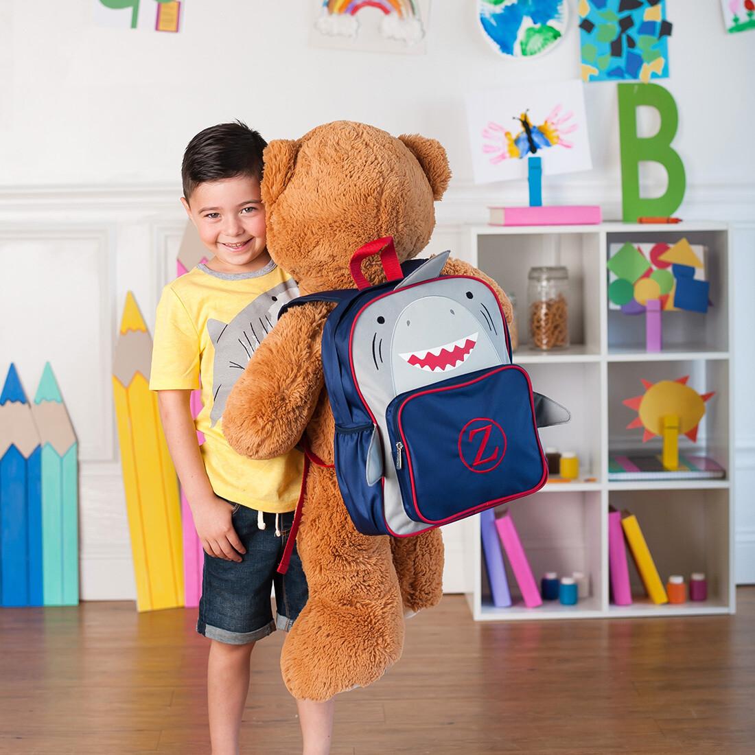 Shark Preschool Backpack